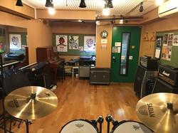 広いスタジオ
