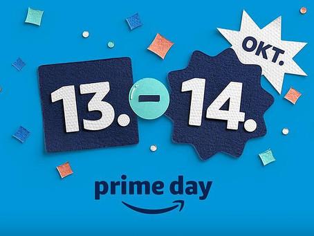Amazon Prime Day - Sichere dir die besten Angebote!