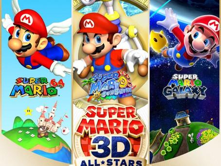 Super Mario 3D All-Stars auf Amazon.de vorbestellen!