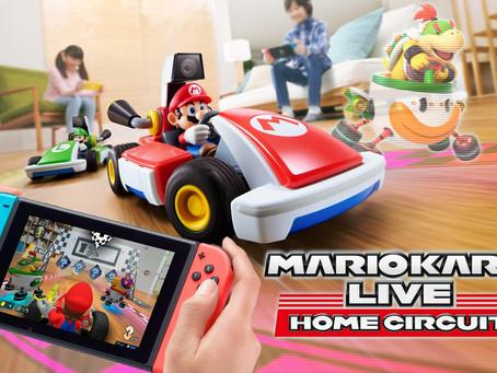 Mario Kart Live: Home Circuit - Mario Kart kommt in euer Wohnzimmer!
