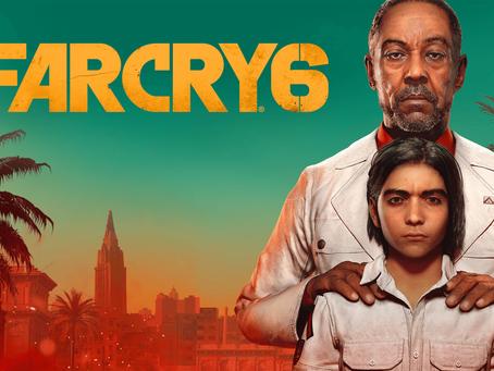 Jetzt Far Cry 6 auf Amazon.de vorbestellen!