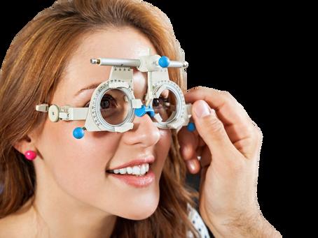 ドイツ式両眼視機能検査