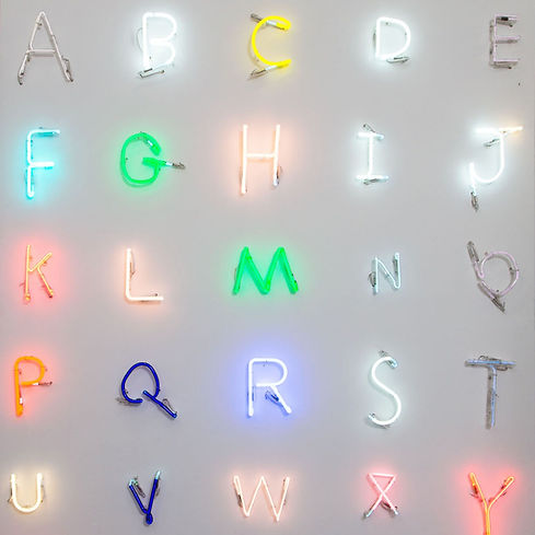 Katrina Cowling - Learning my ABC's