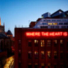 1. Where The Heart Is - Tim Etchells _ed