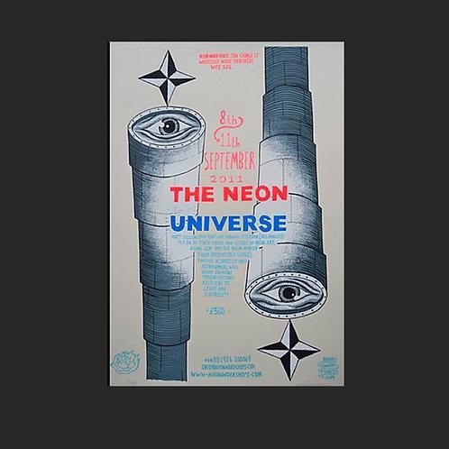 The Neon Universe - Phlegm