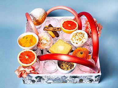 Petit déjeuner Maison Pépite par Nicolas Paciello CinqSens Paris