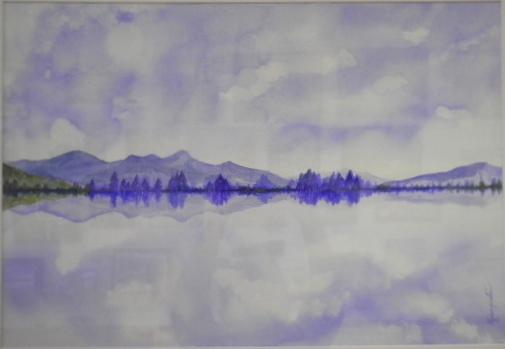 Blu Reflections