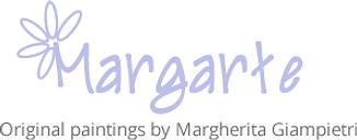 Margarte - Original paintings by Margherita Giampietri