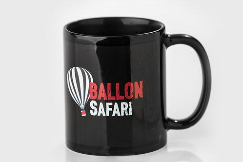 BallonSafari Tasse Noir