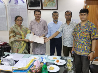 Our Company Actweel Technology (BD)Ltd Was Recently Awarded a Contract From Chattogram City College