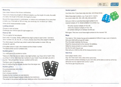 Year 4 page 2