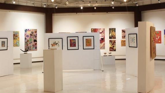 ボツワナ首都ハボロネにてKuru artの展示会へ週末弾丸旅行