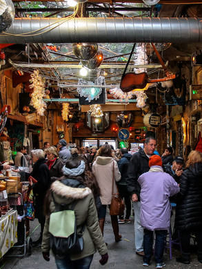 Farmers' market (Szimpla Kert)