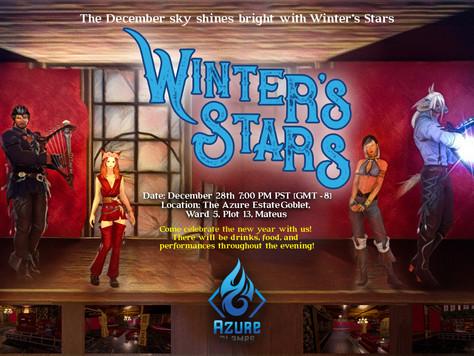 (Past Event) Winter's Stars