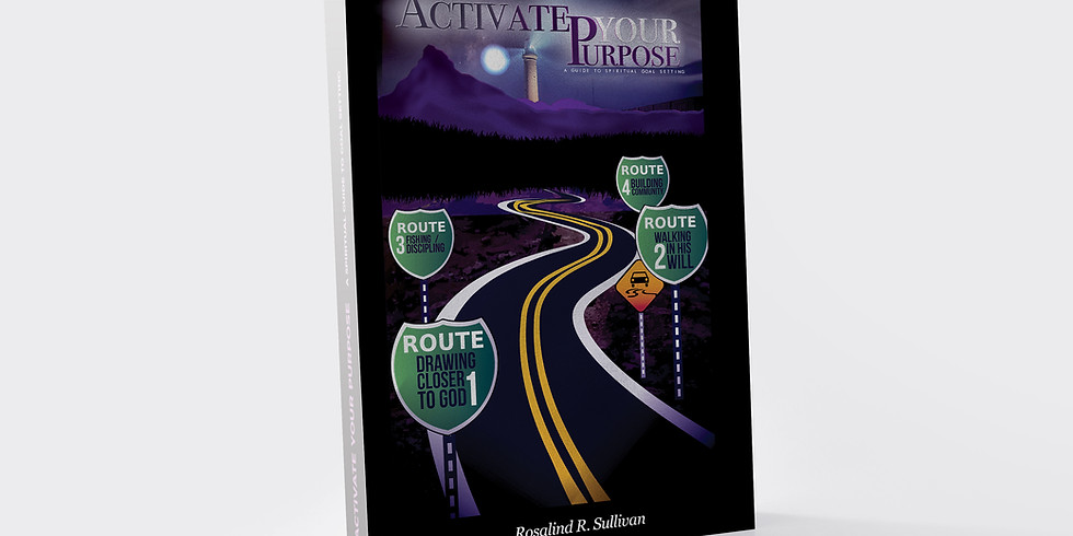 Activate Your Purpose Book Signing