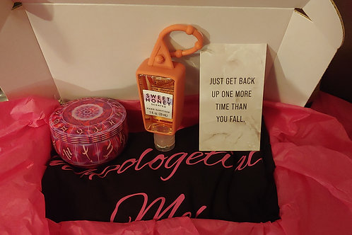 Unapologetically Me Empowerment Box for Girls