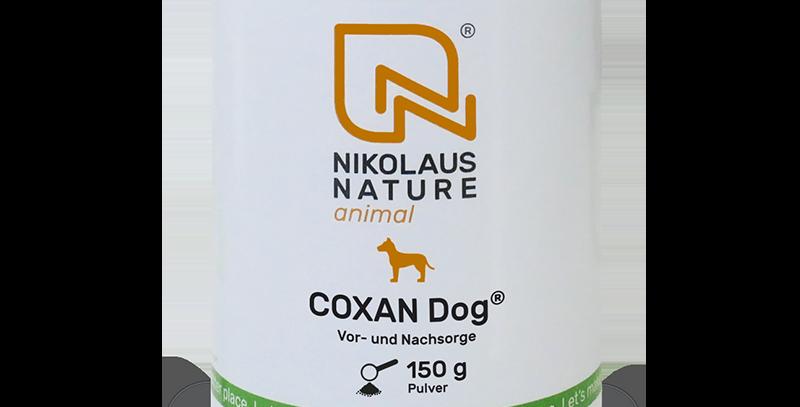 COXAN DOG VOR & NACHSORGE