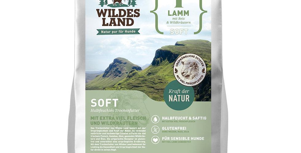 Lamm mit Reis und Wildkräutern Soft