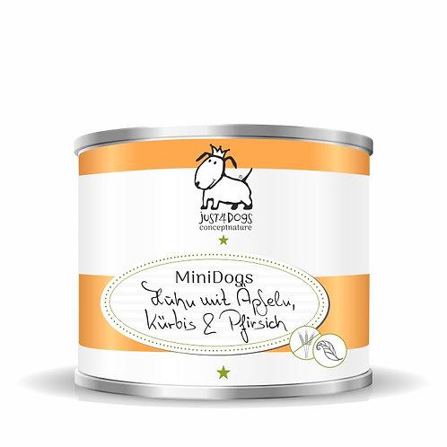 MiniDogs Huhn-Menü 200g