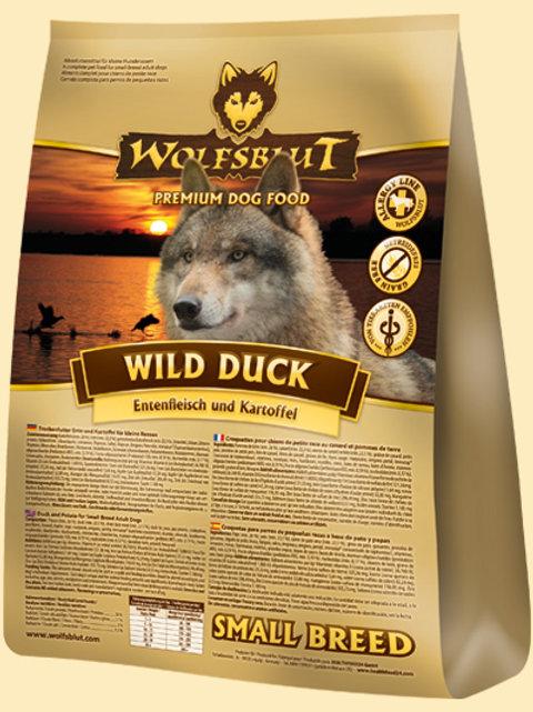 Wild Duck Small Breed 2kg