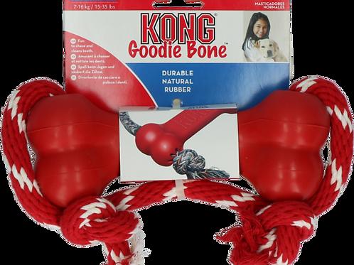 Kong Goodie Bone w/Rope M