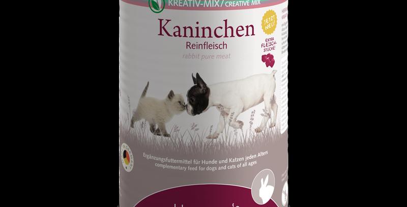 Kaninchen Reinfleisch