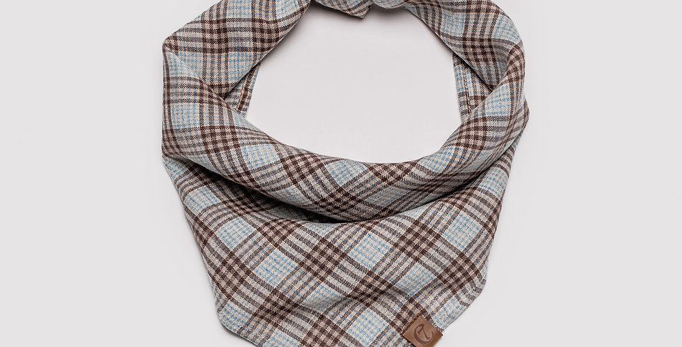 Cloud7 Bandana Check Brown