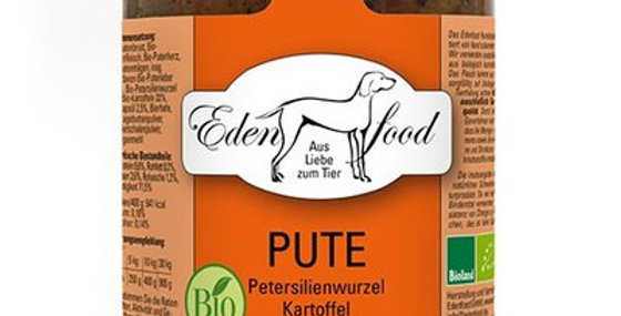 BIO Pute mit Petersilienwurzel & Kartoffel