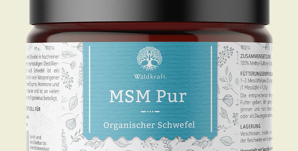 MSM ORGANISCHER SCHWEFEL 360g