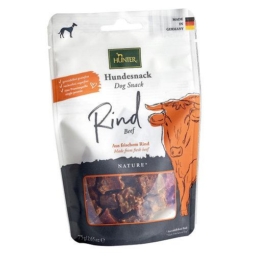 Hundesnack Nature Rind 75 g