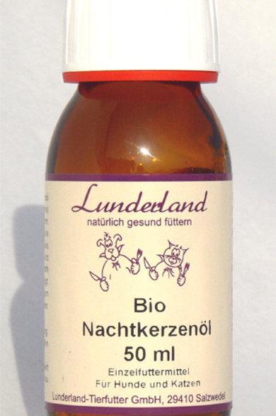 Bio Nachtkerzenöl 50ml