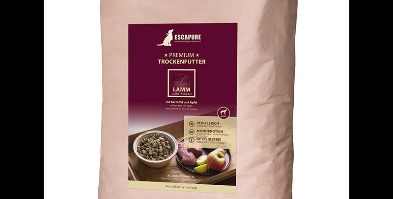 Lamm Premium Trockenfutter