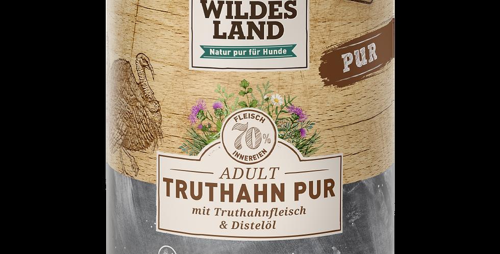 Truthahn Pur mit Distelöl