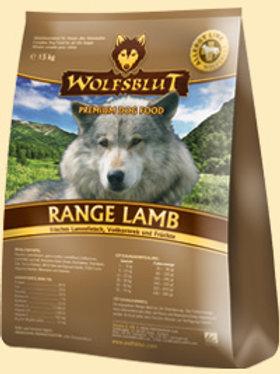 Range Lamb 15kg
