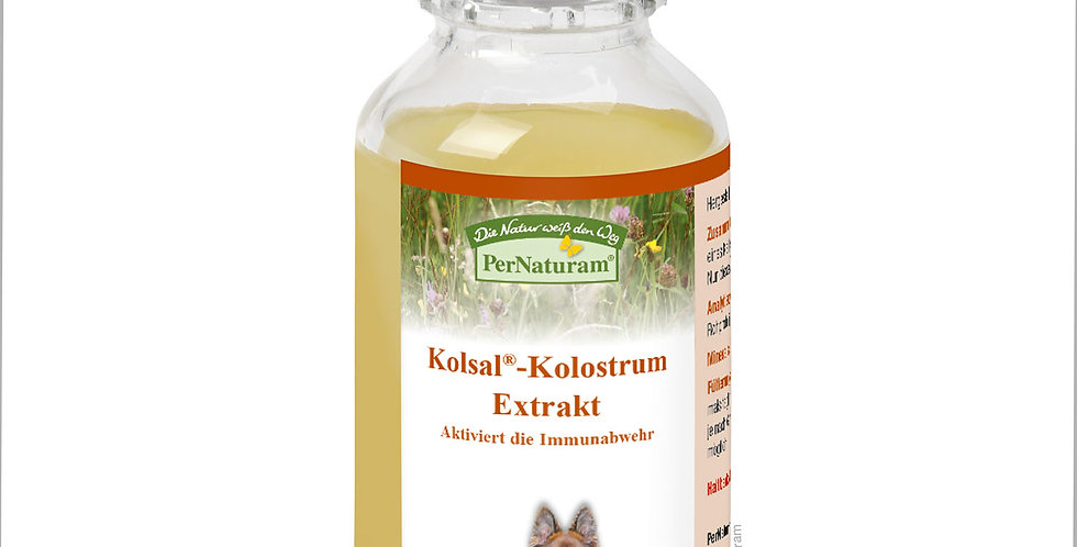 KOLOSTRUM EXTRAKT 125ml