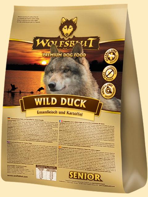 Wild Duck Senior 2kg