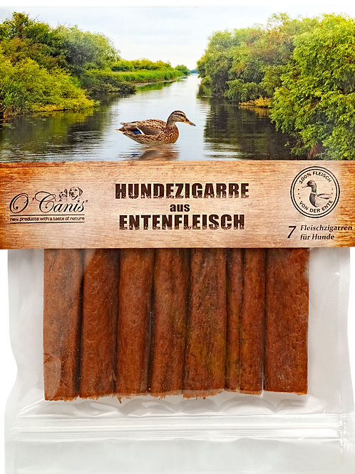 O´CANIS Premium 7er Zigarre 100% Ente
