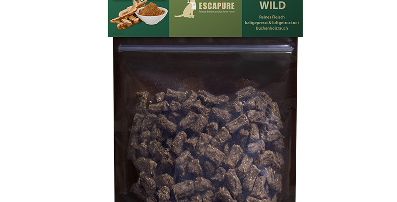 Wild Hupferl mit Reishi Vitalpilz