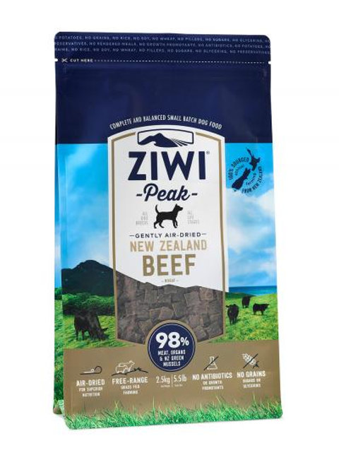 Ziwipeak Daily Dog Cuisine Pouches 1kg Beef
