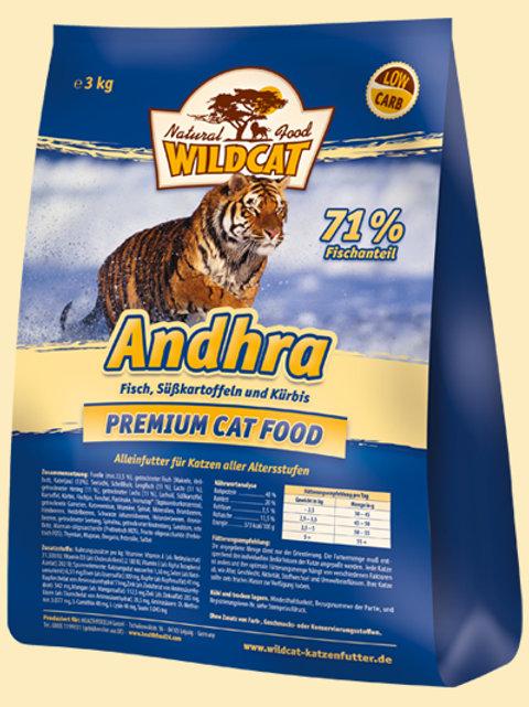 Wildcat Andhra 3kg