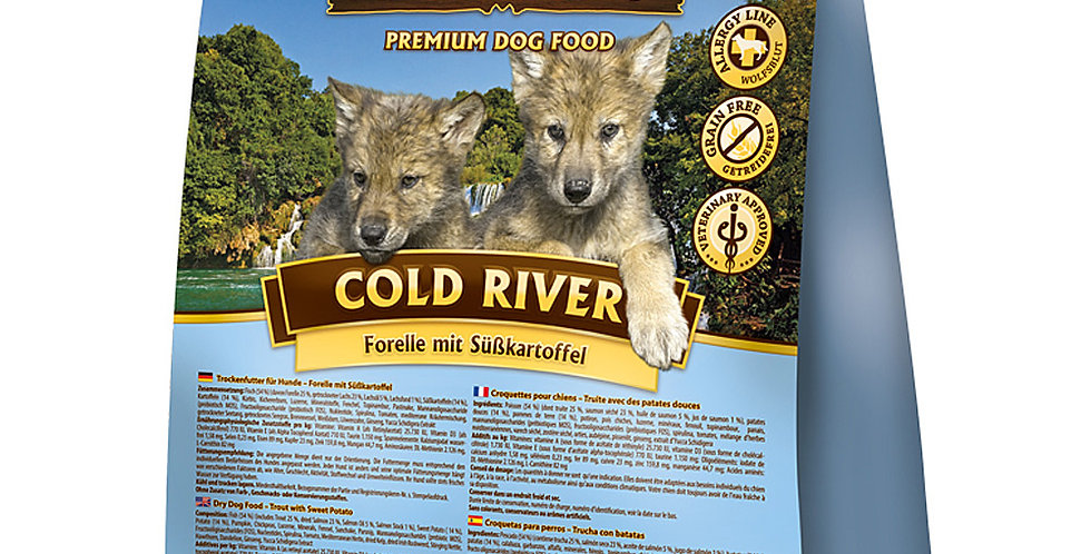 Cold River Puppy