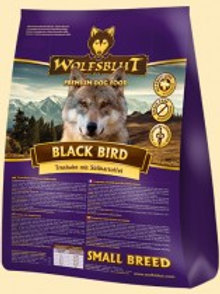 Black Bird Small Breed 2kg