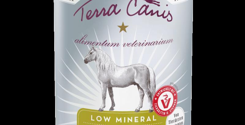 Low Mineral Pferd