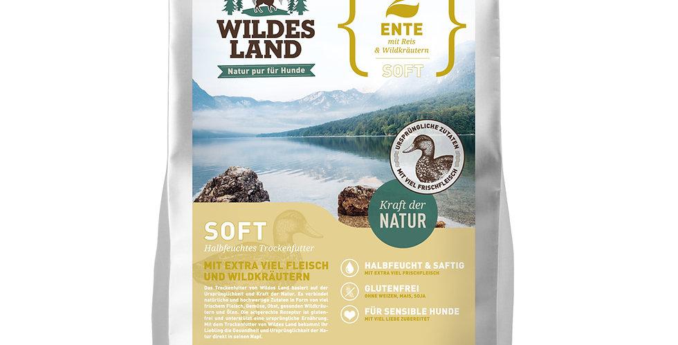 Ente mit Reis und Wildkräutern Soft