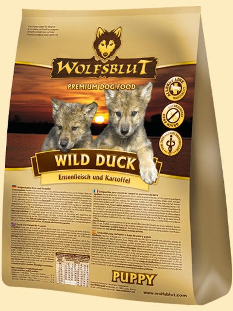 Wild Duck Puppy 2kg