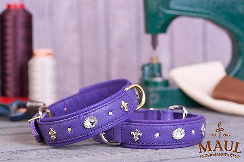 Halsband Lavendel ab 30cm bis 60cm verfügbar