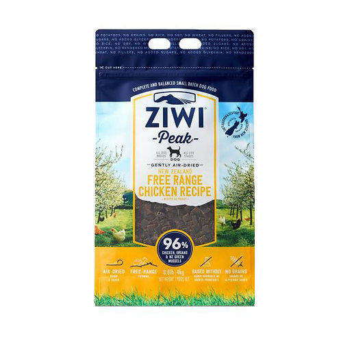 Ziwi Peak Air Dried Food Chicken 2,5kg