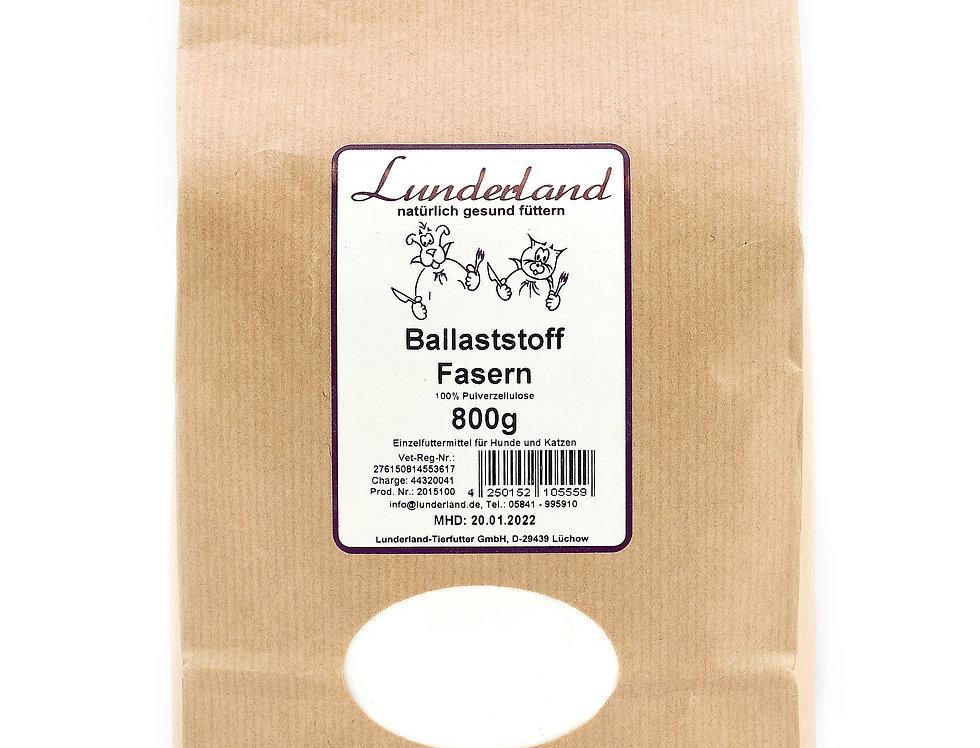 BALLASTSTOFFFASERN