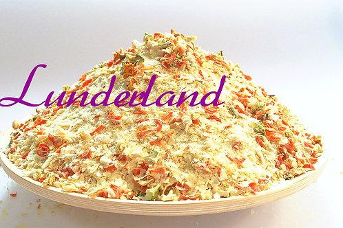 Lunderland-Gemüsemix 1kg