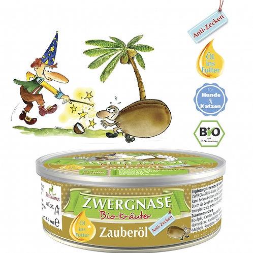 """Zauberöl """"Anti-Zecken"""" (zeckenabwehrendes Futteröl Bio)"""